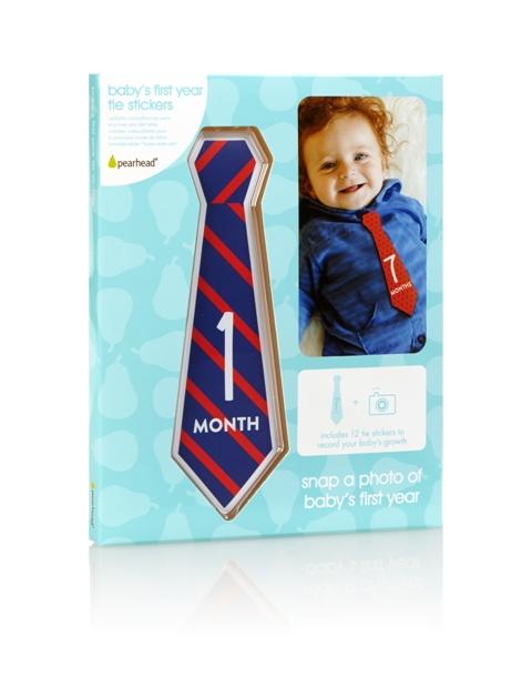Sada nálepek kravaty Pearhead