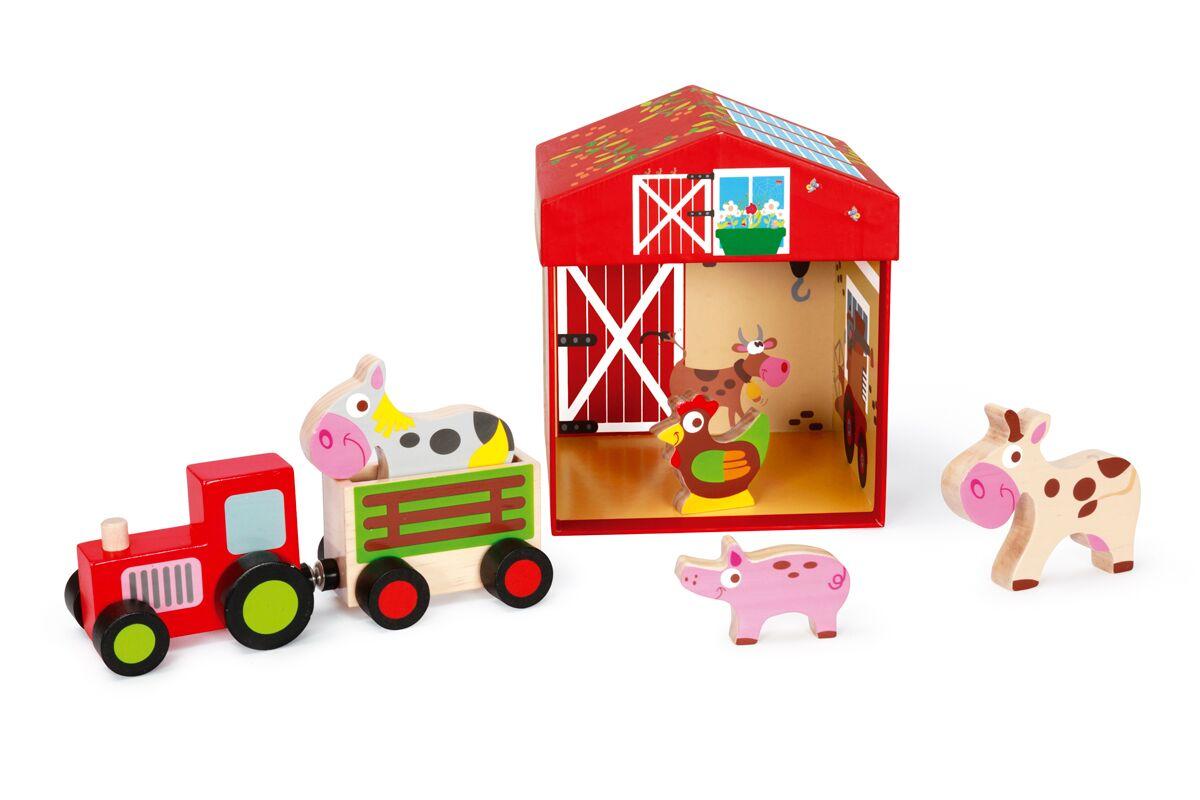 Farma se zvířátky 2v1, Scratch