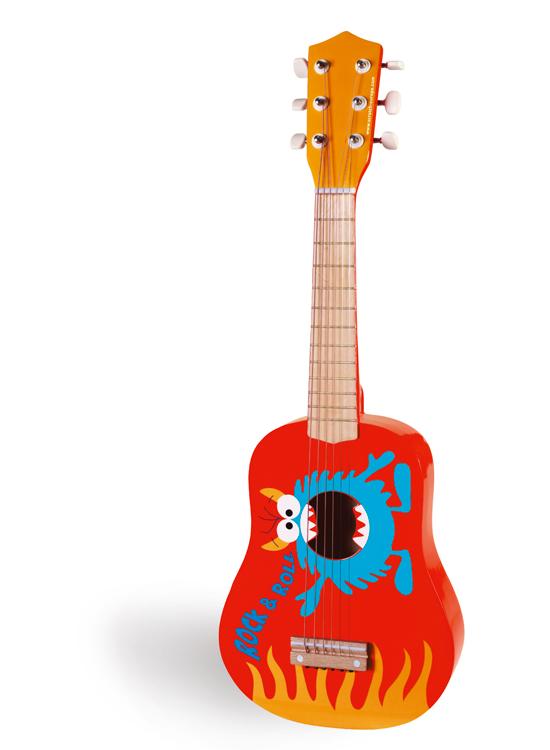 Kytara Rock&Roll, Scratch