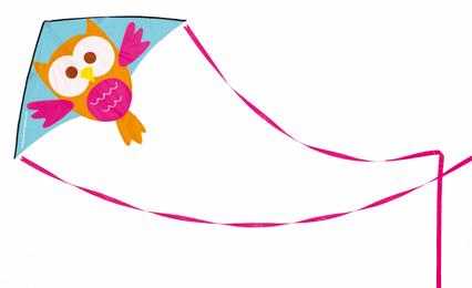 Velký létající drak Sovička, Scratch