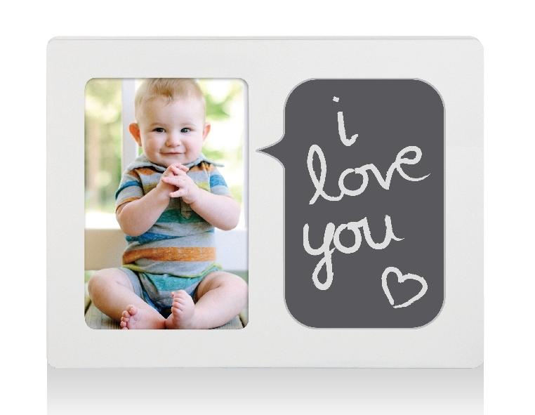 Dětský fotorámeček Baby Talk Pearhead