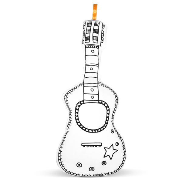 Kytara k vymalování, Marielle Bazard