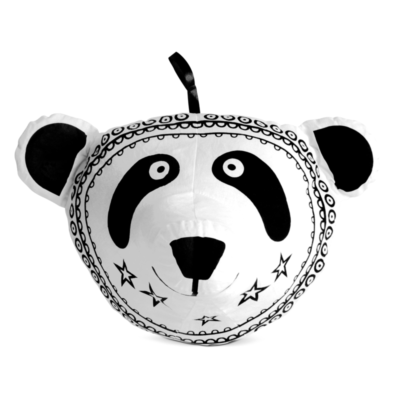 Panda k vymalování, Marielle Bazard