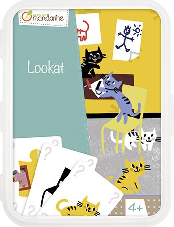 Karetní hra Kočky, Avenue Mandarine