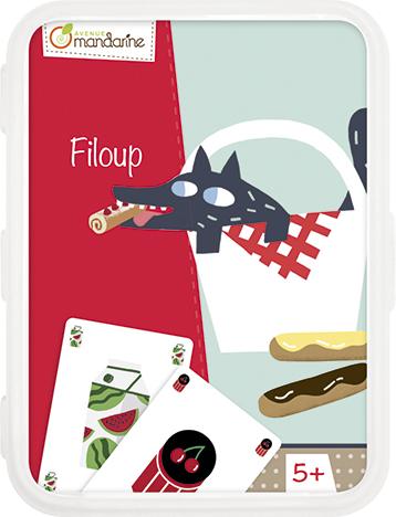 Karetní hra Vlk, Avenue Mandarine