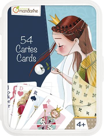 Karetní hra Kanasta, Avenue Mandarine