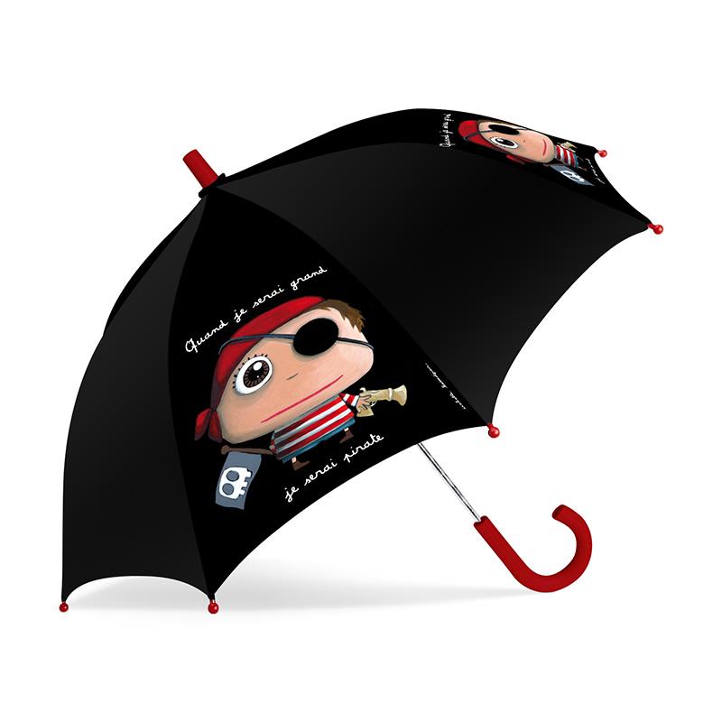 Deštník Pirát, Label Tour