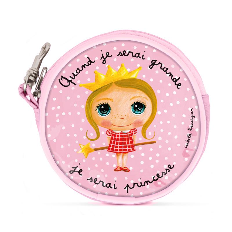 Dětská peněženka Princezna, Label Tour