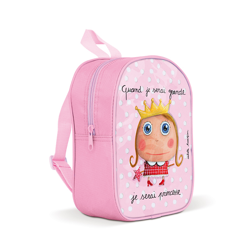 Malý batoh Princezna, Label Tour