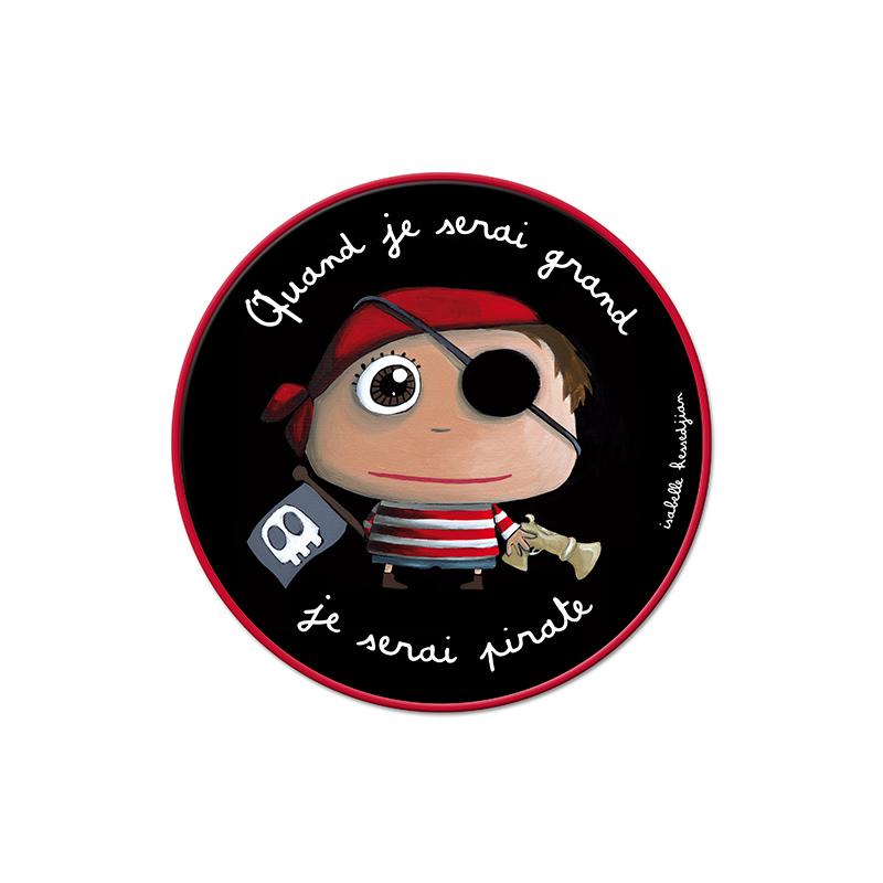 Dětský koberec Pirát, Label Tour