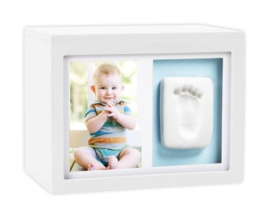 Krabička na vzpomínky Pearhead, bílá